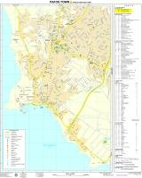 Map of Paphos town